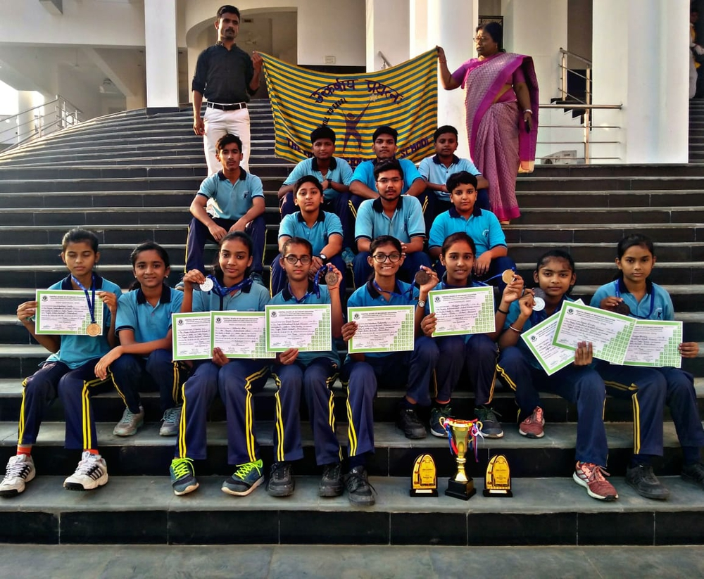 CBSE East Zone Swimming Competition - 2018